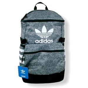 Adidas Originals Trefoil Classic Zip Top Backpack